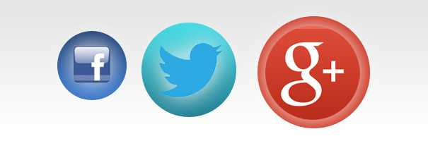 Facebook, Twitter and Google+ Creating Effective Lead Generation Content