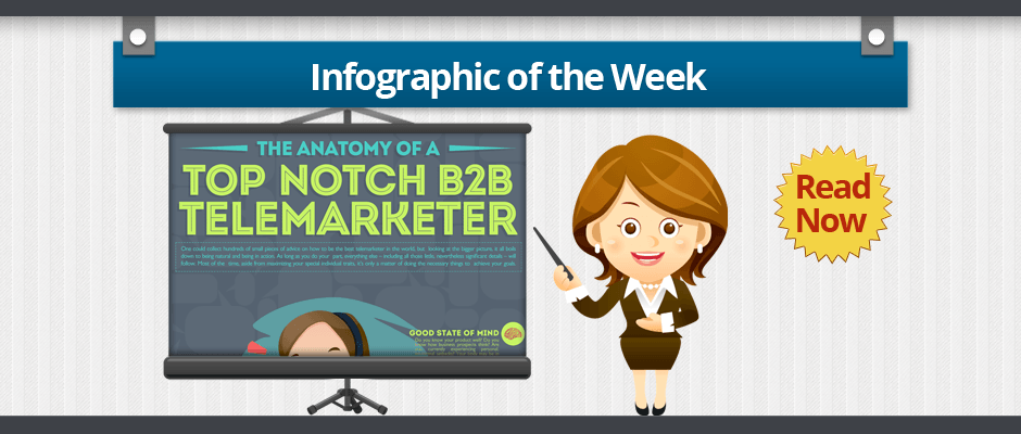 The Anatomy of a Top Notch B2B Telemarketer