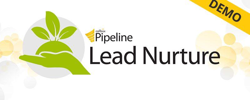 Lead Nurture Tool Demo [VIDEO]