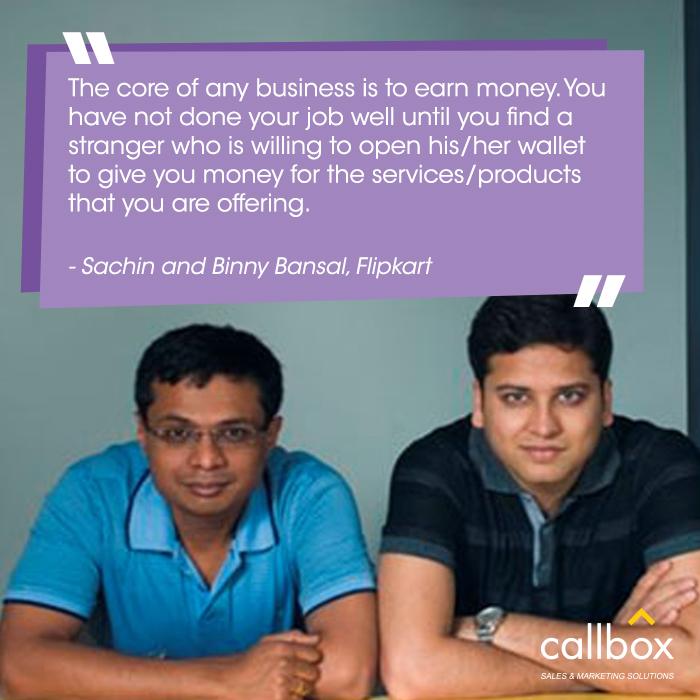 05 Sachin and Binny Bansal Quote