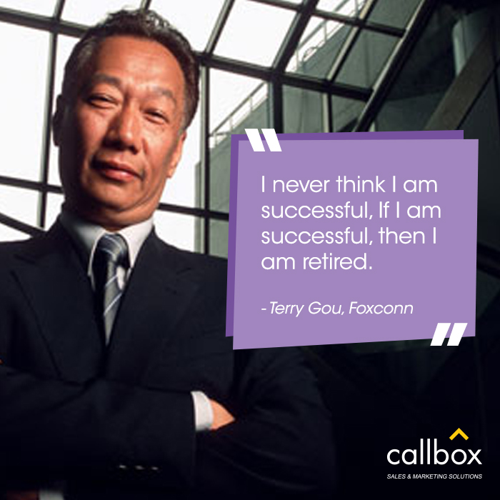 06 Terry Gou Quote
