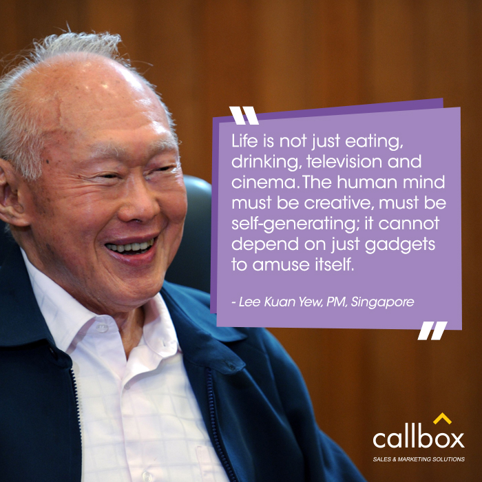 07 Lee Kuan Yew Quote