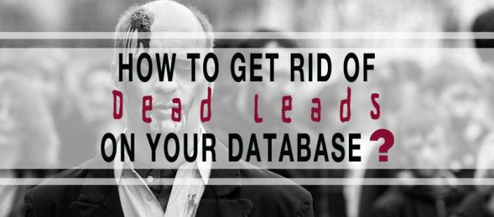 How to Get Rid of Dead Leads on your Database