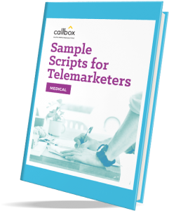 sample scripts with rebuttals for medical telemarketing campaign
