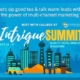 Watch out! Callbox to Rock Intrigue Summit