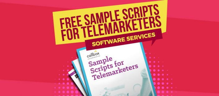 Sample Telemarketing Scripts for Software