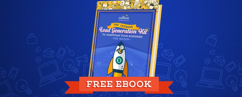 The Ultimate Lead Generation Kit to Jumpstart Your Business 2018 Edition