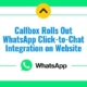 Callbox Rolls Out WhatsApp Click-to-Chat Integration on Website