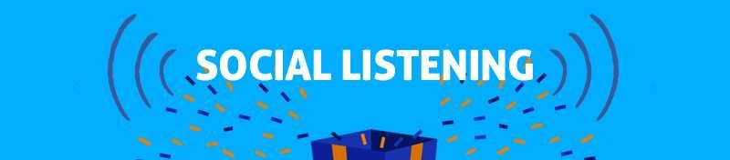 #1 Social listening