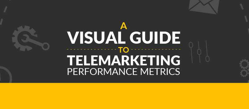 A Visual Guide to Telemarketing Performance Metrics [INFOGRAPHIC]