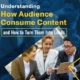 Understanding How Audience Consume Content and How to Turn Them Into Leads