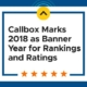 Callbox Marks 2018 as Banner Year for Rankings and Ratings