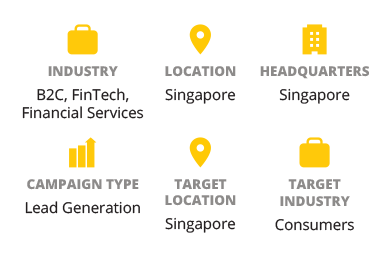 B2C FinTech Startup Client Specification