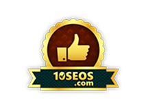 Awards & Recognition - Top 10 SEO's.com Top Lead Generation Companies