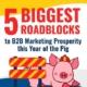 5 Biggest Roadblocks to B2B Marketing Prosperity this Year of the Pig
