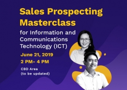 Callbox to Hold Second Sales Prospecting Workshop for ICT Companies in SG