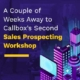 A Couple of Weeks Away to Callbox's Second Sales Prospecting Workshop (Featured Image)