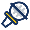 Icon that represents event marketing
