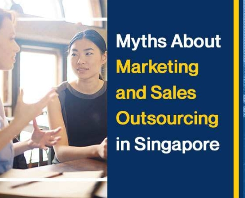 Myths About Marketing and Sales Outsourcing in Singapore