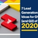 7 Lead Generation Ideas for Q1 (and Q2) of 2020