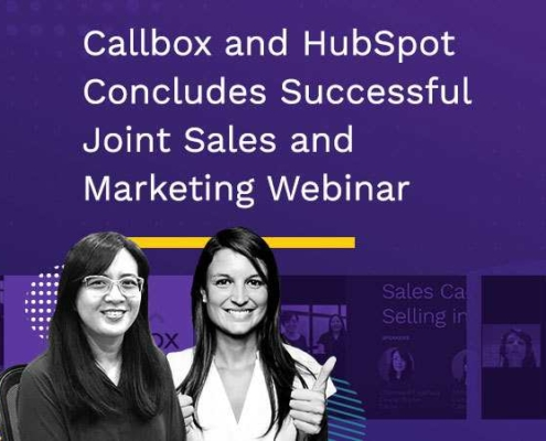 Callbox and HubSpot Concludes Successful Joint Sales and Marketing Webinar