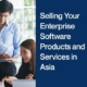 Selling Your Enterprise Software Products and Services in Asia