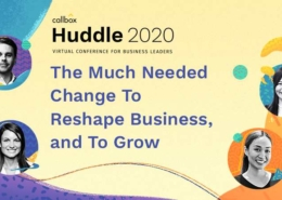 Huddle 2020 The Much Needed Change To Reshape Business, and To Grow