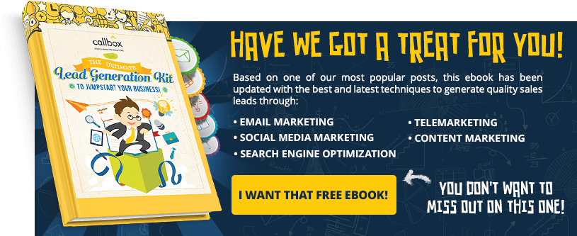 New and Improved Ultimate Lead Generation Kit to Jumpstart your Business