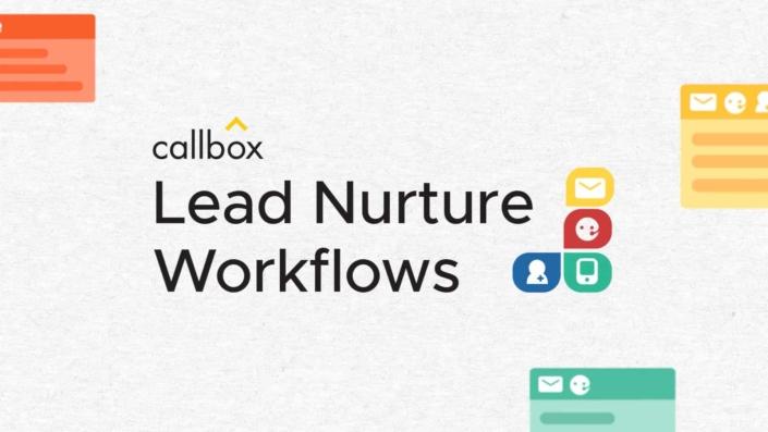 Callbox Lead Nurture Workflows