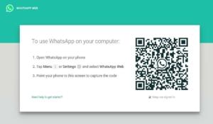 WhatsApp Phone Pairing