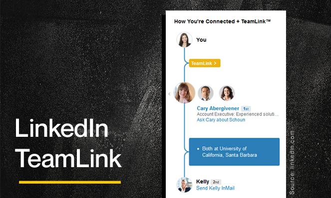 LinkedIn Teamlink